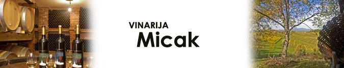 Vinarija Micak Marija Bistrica